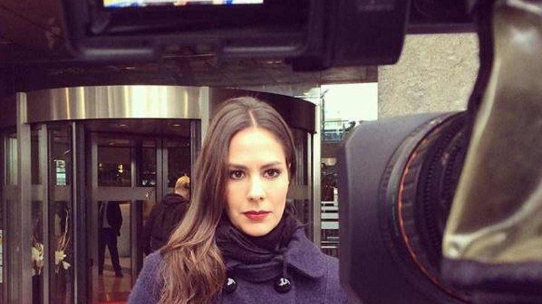 María Miñana, reportera de 'EP', ficha por 'En el punto de mira'.