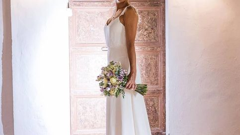El vestido de novia de Sandra Sabatés, sexy y sencillo, puede ser tuyo