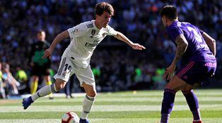 El capricho Odriozola también medirá el poder de Zidane: ¿y si repesca a Achraf?