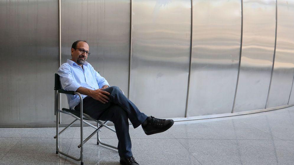 Foto: Asghar Farhadi posa en Espinho, Portugal, el pasado junio. (Efe/Manuel Fernando Araujo)