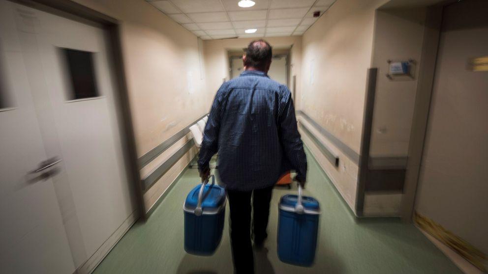 Un hospital americano hace trasplante de riñón al paciente equivocado