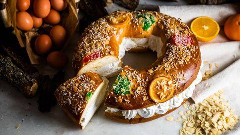 Nueve roscones de Madrid para disfrutar como niños el día de Reyes