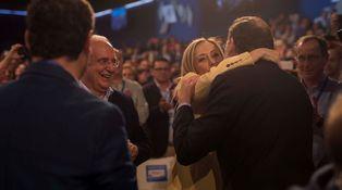 El dedo perezoso del 'pato cojo' se hace con el PP de Madrid