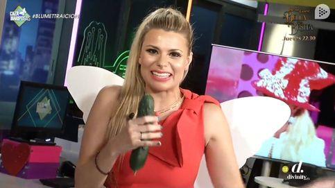 María Lapiedra: Es muy triste ser Leticia Sabater, ¡que se vaya a comer pepinos!