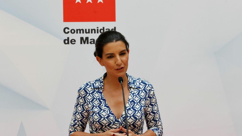 El Tribunal de Justicia de Madrid archiva la querella de Fiscalía contra Rocío Monasterio