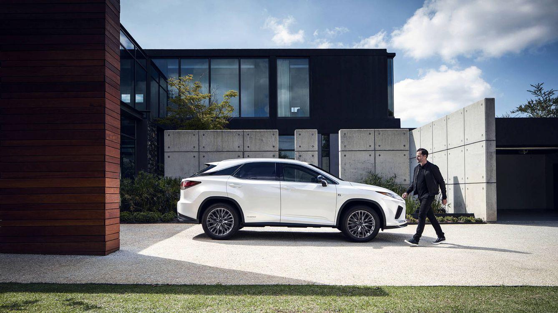 Por esto el Lexus RX 450h es el todocamino híbrido de lujo más vendido del mundo