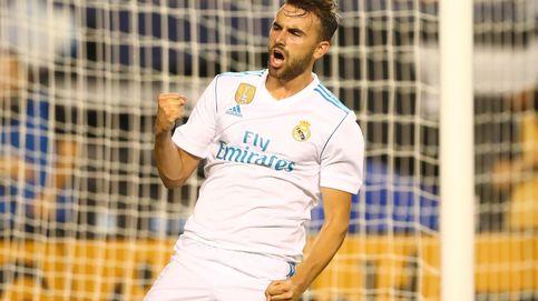 Zinedine Zidane espera un delantero y Borja Mayoral, un nuevo destino
