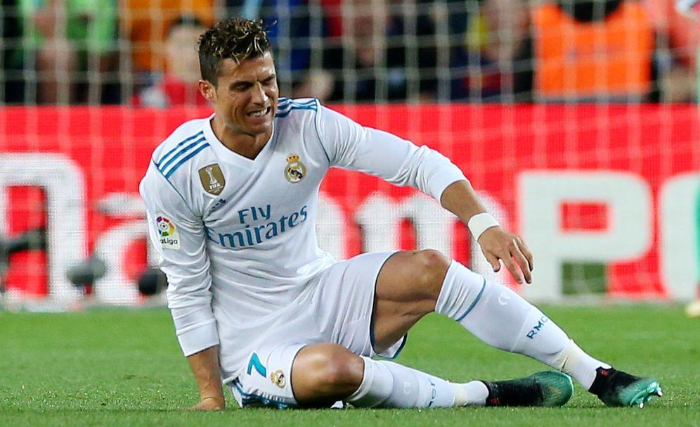 Foto: Cristiano Ronaldo en un partido con el Real Madrid. (Reuters)
