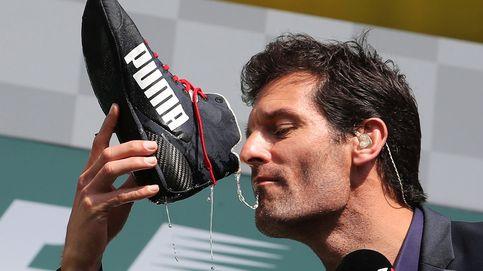 Adiós a Mark Webber: Me gusta que hombres de verdad piloten mis coches