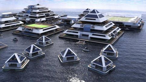 Wayaland, la ciudad de las pirámides flotantes que busca habitantes