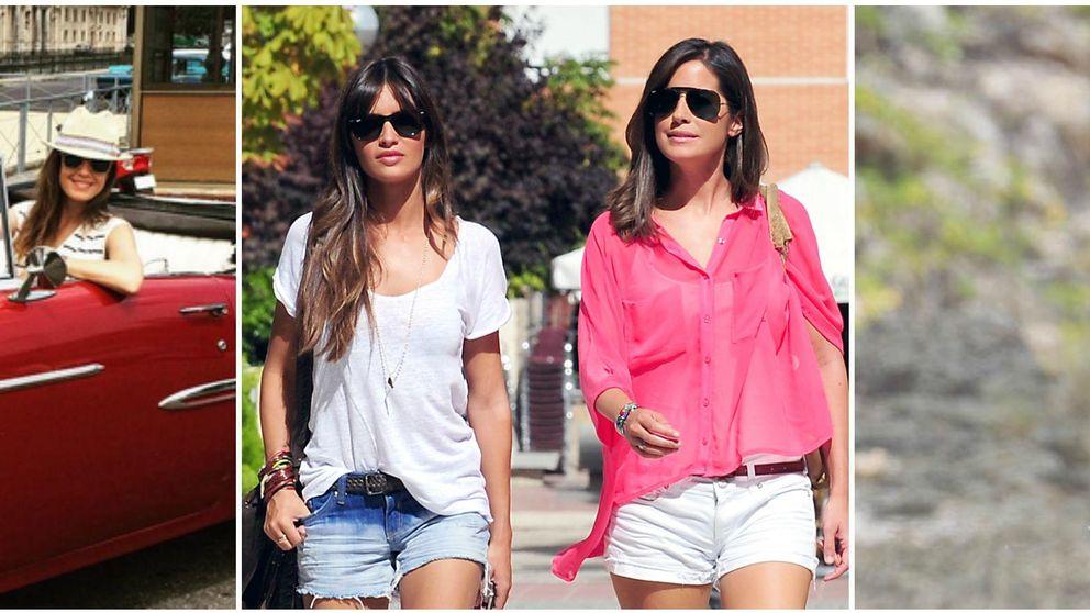 Isabel Jiménez y Sara Carbonero, tú a Cuba y yo a Portugal