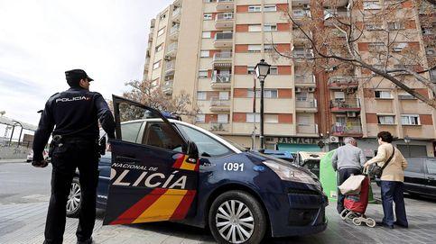 Detenido por dar una brutal paliza a una mujer policía y mandarla al hospital