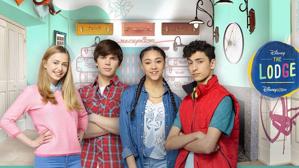 'The Lodge', todo un éxito en Reino Unido, se estrena en Disney Channel