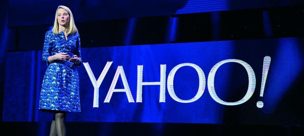 Foto: Marissa Mayer, CEO de Yahoo (Reuters)