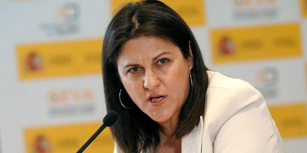 Foto: La exministra de Vivienda con Zapatero María Antonia Trujillo. (EFE)