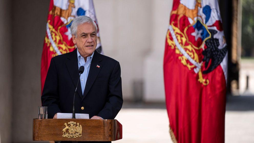 El presidente de Chile, Sebastián Piñera, no acudirá a la Cumbre del Clima en Madrid