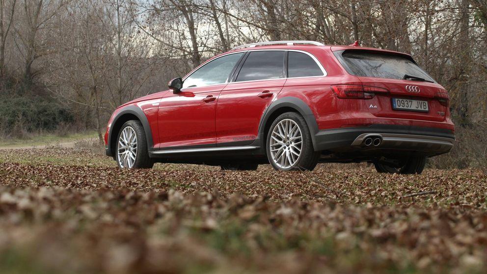 Audi A4 Allroad, un buen coche para los aventureros de fin de semana