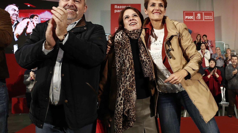 Silencio en Ferraz ante el pulso del PSN para gobernar Navarra con la abstención de Bildu