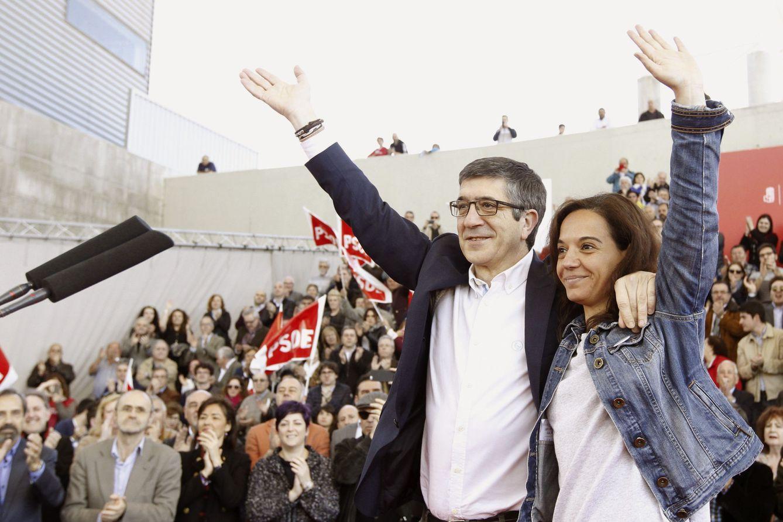 Foto: Patxi López presenta su proyecto político para el PSOE en Madrid
