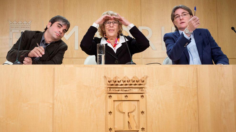 Carmena quiere participar en la polémica Avalmadrid tras inyectar 16 M