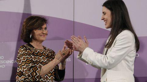 El PSOE trata de corregir contrarreloj los errores del 'solo sí es sí' de Igualdad