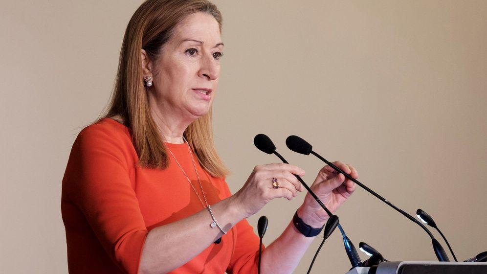 Foto: Ana pastor, presidenta del Congreso. (EFE)