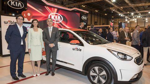 Wible, nuevo carsharing para Madrid de Kia y Repsol