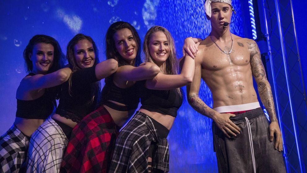 Lo que hizo Justin Bieber en la suite de su hotel con seis chicas que 'alquiló'