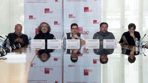 Arranca la intervención de la SGAE: Cultura paraliza los pagos a los socios