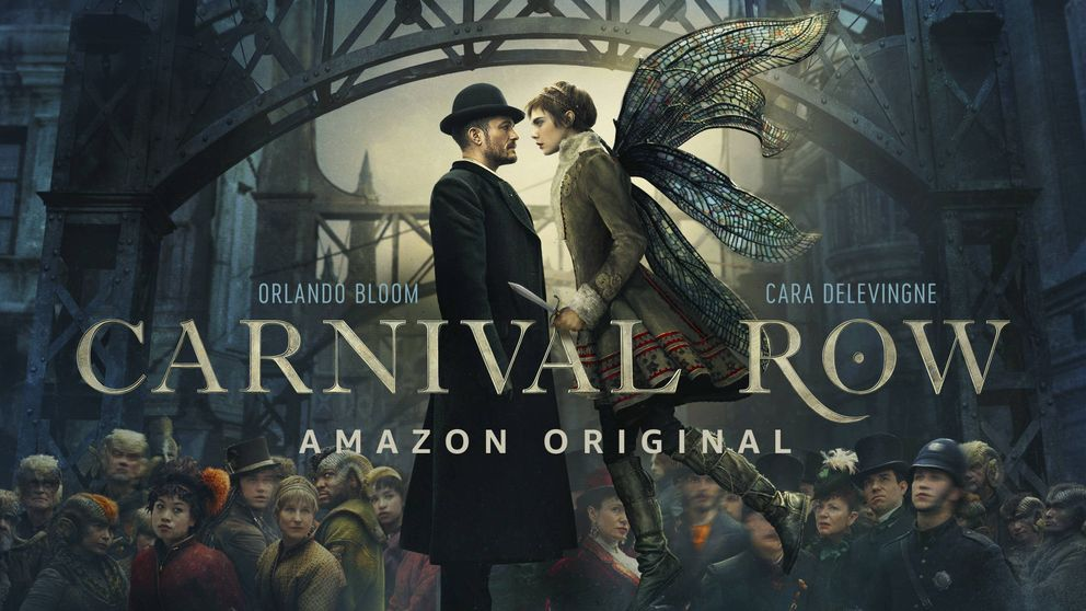 Nuevo teaser de la serie 'Carnival Row' de Amazon Prime Video