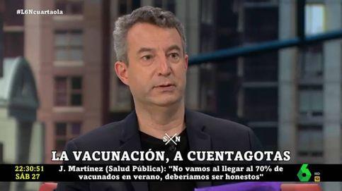 César Carballo alerta sobre la cuarta ola: La vamos a sufrir ahora