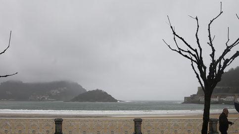 Hasta 45 provincias en aviso por temporal de viento, lluvia, nieve y olas