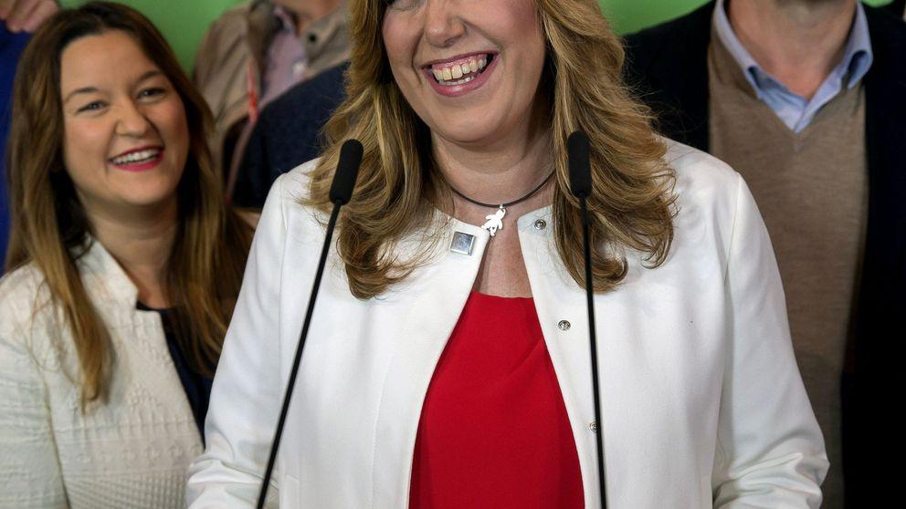 Díaz no quiere un Gobierno de PSOE-Podemos y pide que el PP mueva ficha
