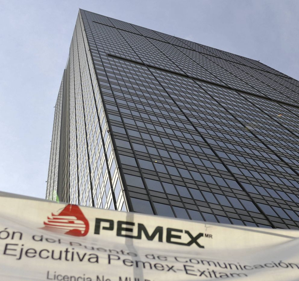 Torre Corporativa de Pemex. (EFE)