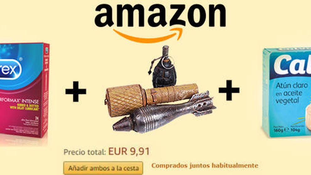 Preservativos y atún: cuando los algoritmos de Amazon (o Facebook) enloquecen