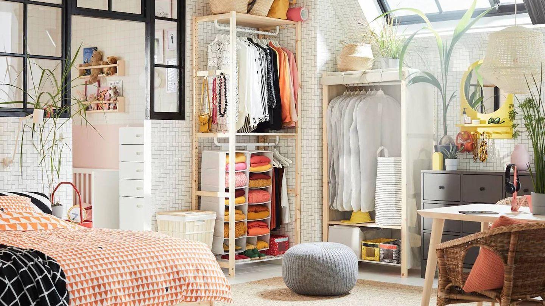 Ikea te ayuda a organizar armarios y cajones. (Cortesía)