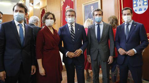 Génova pide calma a sus barones: traslada que Vox no entrará en gobiernos
