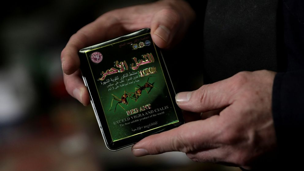Productos naturales con Viagra: la nueva amenaza para enfermos cardíacos