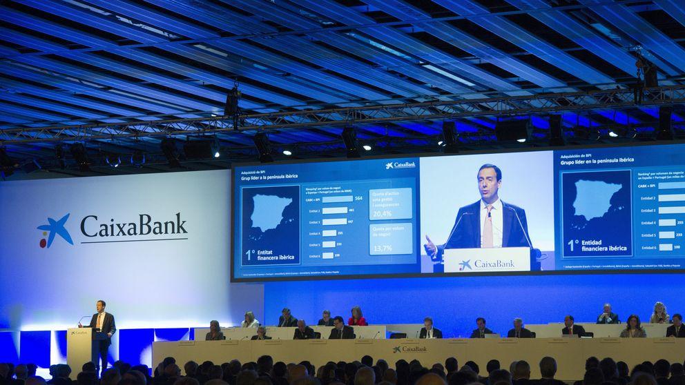 CaixaBank justifica el cambio de la sede por la fuga de depósitos