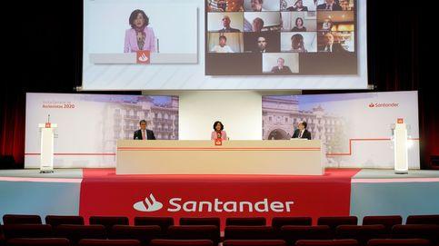 El Banco Santander lanza una emisión de bonos sénior preferente a siete años