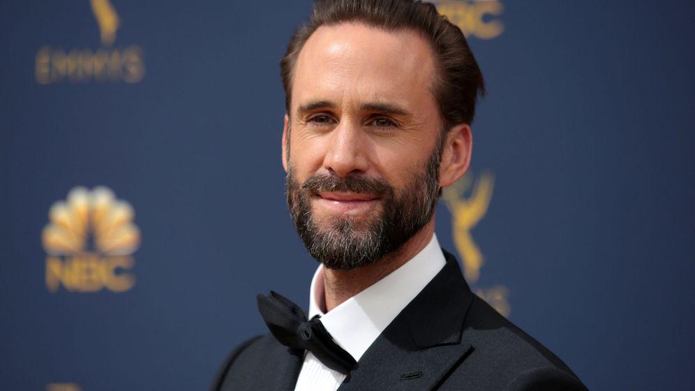 Foto: Fiennes, en los Premios Emmy de 2018. (Reuters)