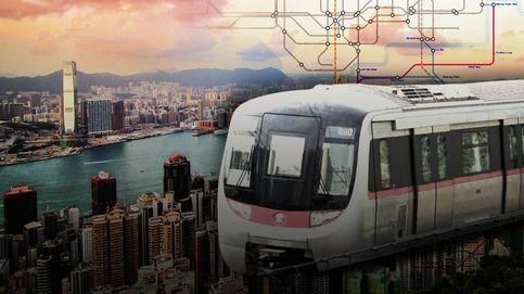 La fórmula usada por Hong Kong para conseguir que su ciudad tenga el metro más rentable del mundo