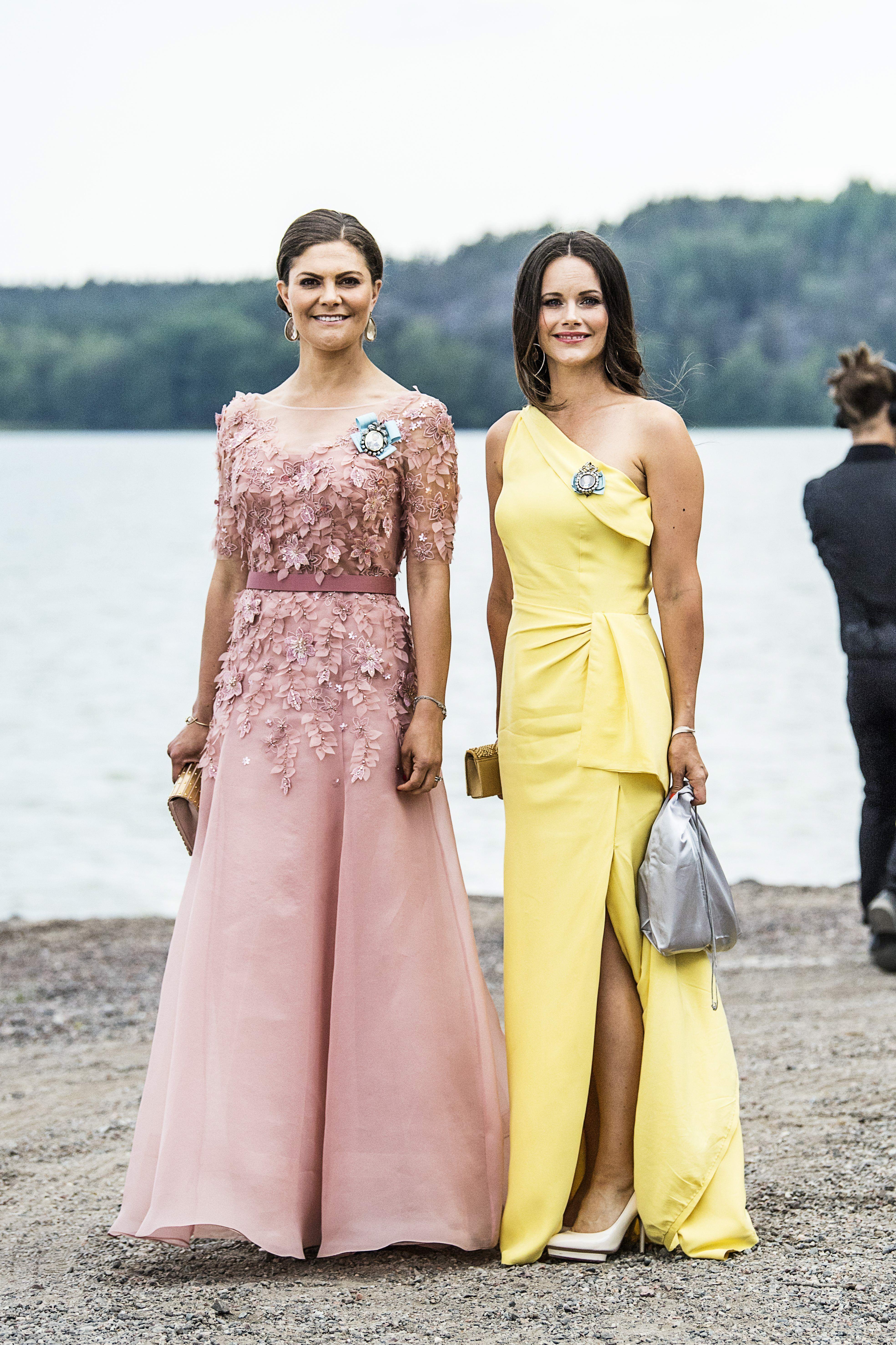 Las princesas Victoria y Sofía. (Cordon Press)