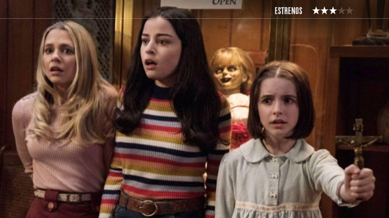 'Annabelle vuelve a casa': terror que te clava en la butaca