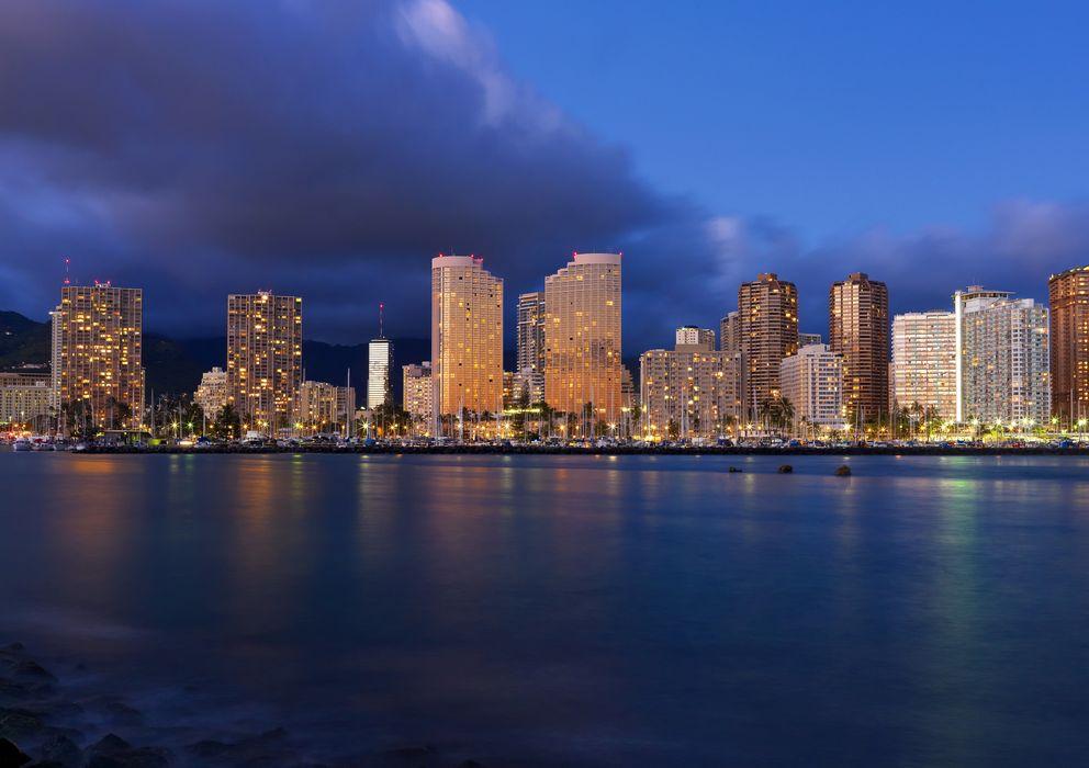 Foto: La pobreza es uno de los grandes problemas del archipiélago hawaiano. (Corbis)