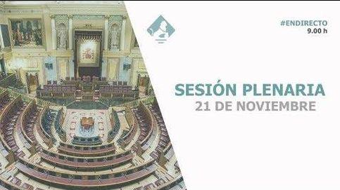 Siga en directo el duelo de Sánchez y Casado en la sesión de control del Congreso