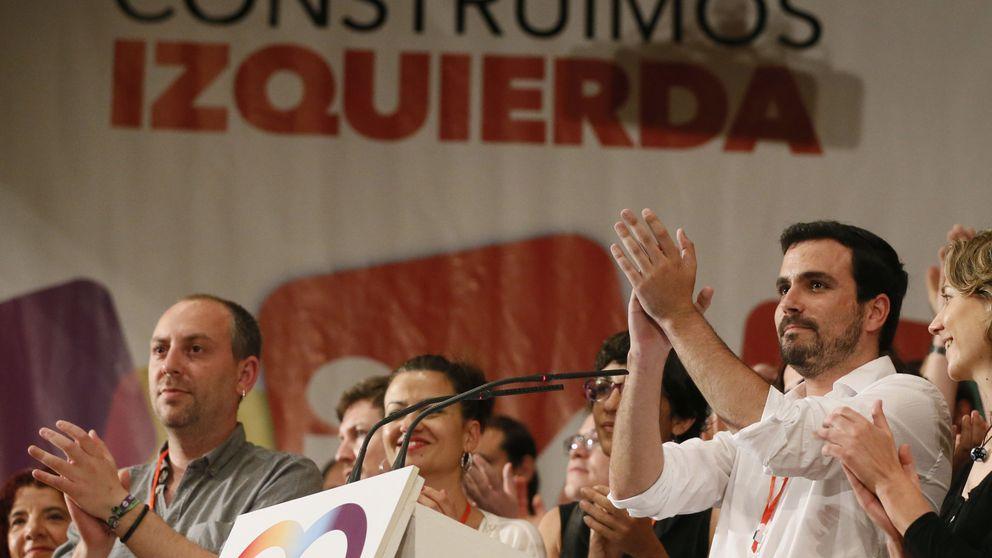 Garzón ancla a IU en la izquierda rupturista frente a la lucha en Podemos