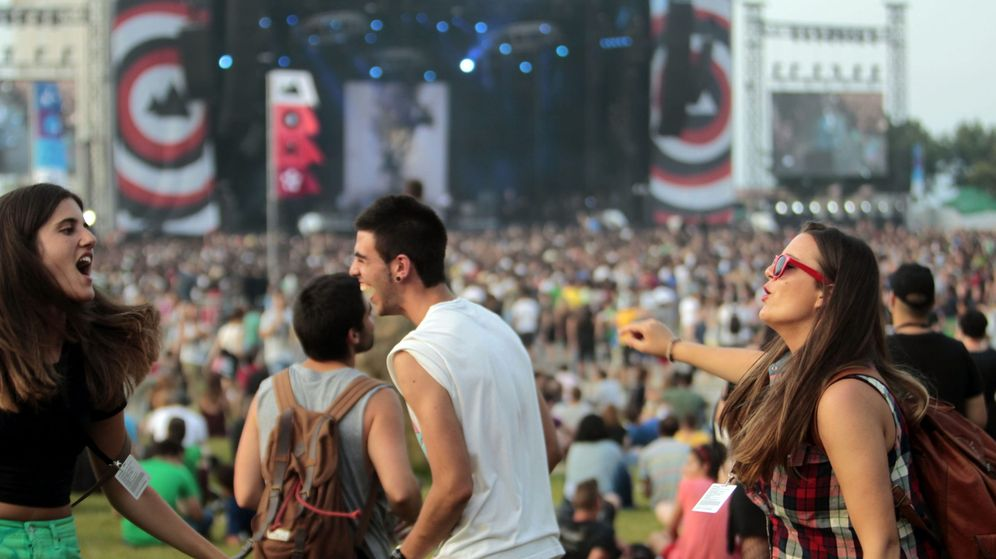 Foto: Festival Bilbao BBK Live   EFE/Luis Tejido