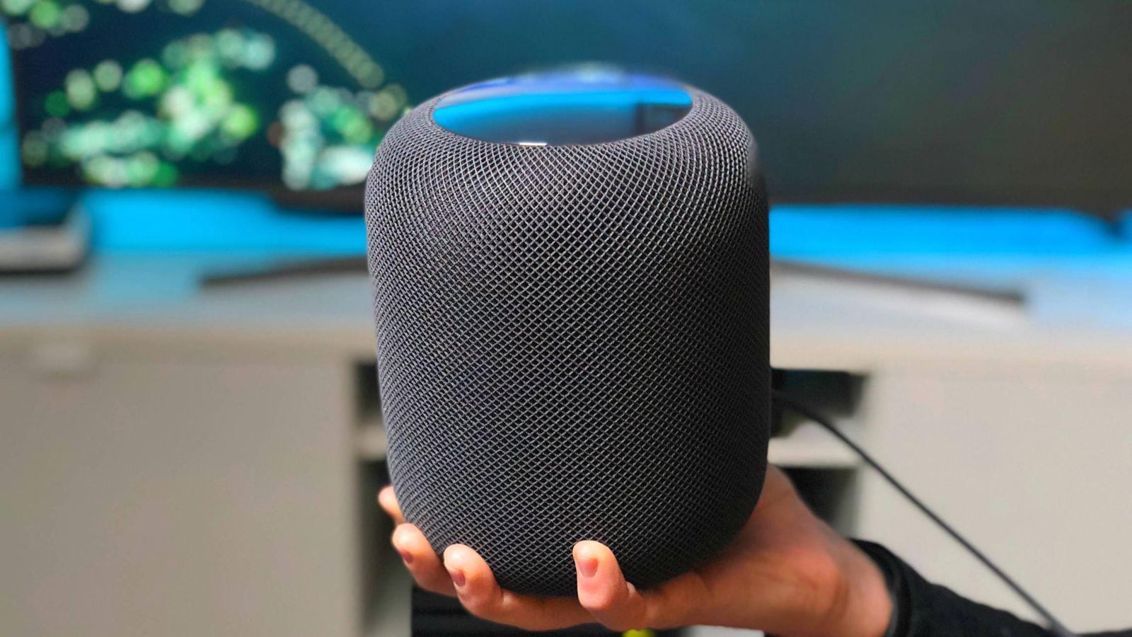 Análisis altavoz Apple HomePod