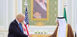 Post de Trump sella su alianza con Arabia Saudí con acuerdos por 380.000 millones